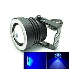 20W 3-Mode White+Blue COB LED 1800LM 8000K  for LED Angel Eyes Car Fog Light (DC12-16V)