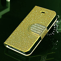 Shimmering Full Body Case with Stand iPhone4/4S (Assorted Color)