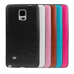 Mert Samsung Galaxy Note Other Case Hátlap Case Egyszínű TPU Samsung Note 4