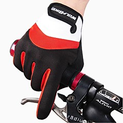 Cycling Gloves Full Finger Winter Outdoor Road Mountain Bike Bicycle MTB DH Downhill Off Road Mittens Luvas