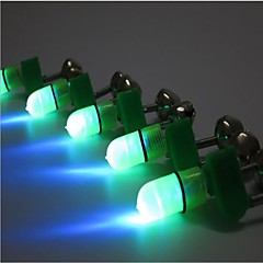 5Pcs Fishing Bell Lights Flashlight Set
