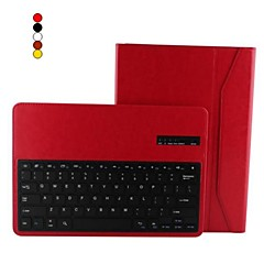 "12.2 ""PU Leather Case Bluetooth Keyboard with Stand Holder for Samsung Galaxy Note Pro P900 (Assorted Colors)"