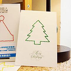 lettre d'amateurs de cartes de Noël