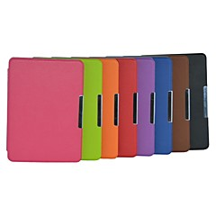 6 Inch  High Quality PU Leather Case for Amazon Kindle Paperwhite  (Assorted Colors)