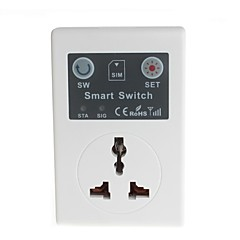 SC1-GSM   The Smart Switch Use SIM Card Remotely Control for Household Appliances