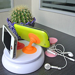 Sucker Earphone Cable Wire Cord Organizer Cable Winder