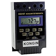KG316T 2 'micro interruptor de tempo de computador lcd (220v)