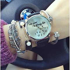Women's Christmas Gift Watch Lovely Woman Delicate Leisure Ladies Fashion Watch (Assorted Colors) Cool Watches Unique Watches