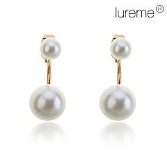 Lureme® Fashion Elegant Pearl Earrings
