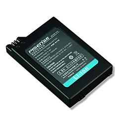 bateria 1200mAh Pisen para psp2000 psp3000