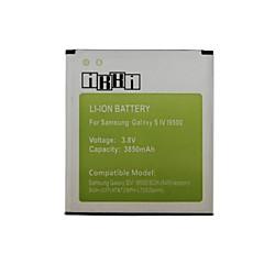 삼성 갤럭시 S4 i9500 / i9502 / i9508 / i959 / i9505에 대한 일기당천 ™ 3.8V의 3850mah 리튬 이온 배터리
