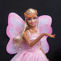 Barbie Doll Pink Retro Princess Dress