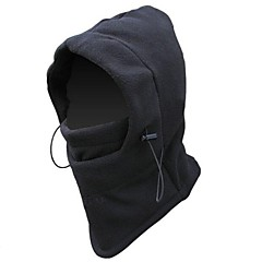 The High Quality Double Layer Windproof Warm Ski Cap