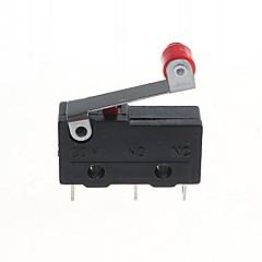 mikrokapcsoló elektronikai DIY (2 db a csomagban)