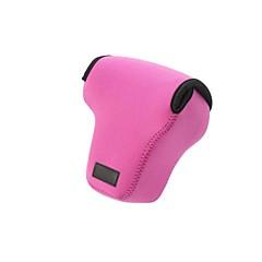 올림푸스 OM-D OMD에 대한 dengpin® 네오프렌 소프트 카메라 보호 케이스 가방 파우치 전자-M1 EM1 (12-40 렌즈) EM5 (12-50)