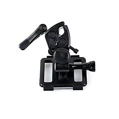 polyvalent abs de sports de plein air Support de fixation fixé pour GoPro héros 3/2 - noir