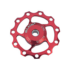 Podag voor Shimano en SRAM Microshift Achterderailleur Aluminium Wheel 11T CNC Guide Roller