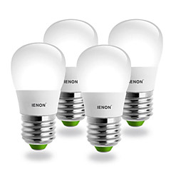 E26/E27 LED gömbbúrás izzók S19 SMD 240-270 lm Hideg fehér AC 100-240 V