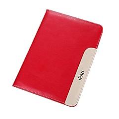klassiskt läderfodral för iPad mini 23 folio ultratunna fodral med vakna och sova smarta mini fallet för ipadmini