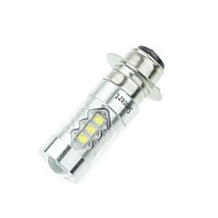 px15d Τ19 p15d-25-1 80W 16xcree ψυχρό λευκό 4500lm 6500K για φως φρένων μοτοσικλετών (AC / DC12V-24)
