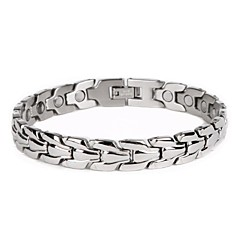 """Fashion Jewelry Healing Magnetic 316L Stainless Steel Bracelet  8.5"""""""