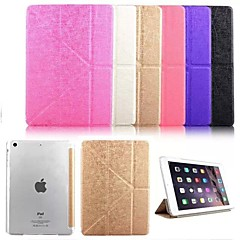 GOFO Special Design Cases with Stand PU Leather  for iPad 6(Assorted Colors)