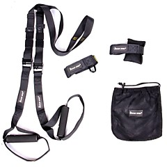 Nylon+Metal Material Suspension Trainer Gym Bands for Specific Muscles Training