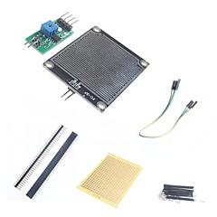 diy modulo sensore pioggia e accessori per arduino