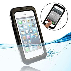 Deep Water Diving Touch Box Case for iPhone 5/5S/5C