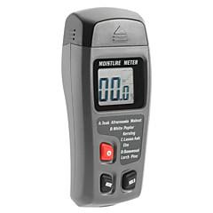 probador de humedad de la madera metros digitales MT10 detector húmeda leña madera yeso
