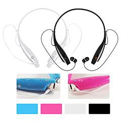 HBS-730 casque bluetooth contrôle de volume de 4,0 coude antibruit stéréo sans fil pour téléphone mobile