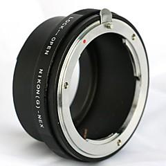 ai af-s g lentille pour sony e NEX3 NEX5 NEX7 5n c3 adaptateur d'objectif 3 5 7 e monter la caméra