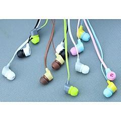 keeka stilvolle 3,5 mm Kopfhörer mit Mikrofon für iphone iphone 6 6 plus / 5s / 5 / 4s / 4