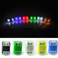 Luz Traseira Para Bicicleta LED Ciclismo Prova-de-Água / Fácil de Transportar CR2032 Lumens Bateria Ciclismo-FJQXZ®