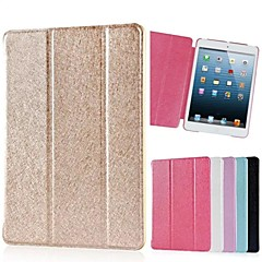 Phone Holder and Silk Tree Pattern PU Leather Case with Stand for iPad mini 3 iPad mini 2 iPad mini (Assorted color)
