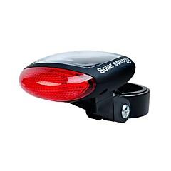 Pyöräilyvalot Pyöräilyvalot / Taka Bike Light / venttiilin suojus vilkkuvia valoja hälytys / taustavalo Lumenia Patteri / Aurinkokenno