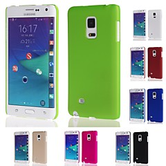 Na Samsung Galaxy Note Other Kılıf Etui na tył Kılıf Jeden kolor PC Samsung Note Edge