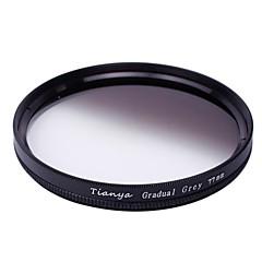tianya® 77mm circulaire gradué filtre gris pour canon 24-105 24-70 i 17-40 nikon 18-300 lentille