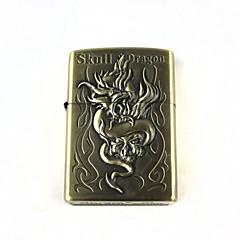 fantôme créative huile de motif de dragon léger
