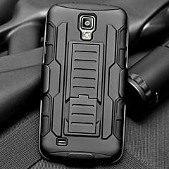 armadura resistência cinta de aperto queda jaqueta protetora com suporte e clipe para Samsung Galaxy S4 mini-i9190