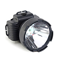 ZUKE ZK1687A Rechargeable 2-Mode 1x Cree LED 3W Headlamp(180LM, Li-ion, Black)