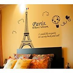 Eiffeltornet väggdekorationer