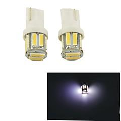LED - Bil - Instrumentbræt lys/Læselampe ( Hvid , 6000K )