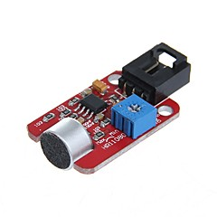 geeetech LM358 voce analogica modulo sensore sonoro per arduino
