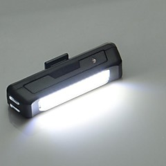 自転車用ライト / 自転車用ヘッドライト / 後部バイク光 LED サイクリング コンパクトデザイン ルーメン USB サイクリング