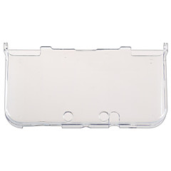 Protector Clear Crystal Hard Cover Case for Nintendo New 3DSLL/XL Console