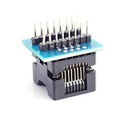 DIP16 프로그래머 모듈 어댑터 소켓에 SOP16