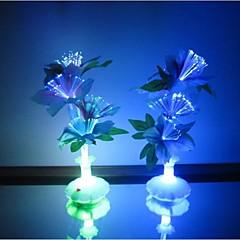 Водонепроницаемый - Ночные светильники - Меняет цвета - Батарея - 3 - ( W V )
