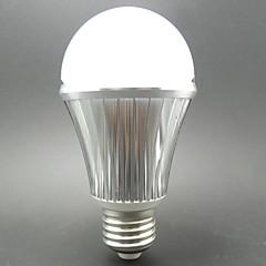 6W E26/E27 Ampoules Globe LED / Ampoules LED Intelligentes G60 10 SMD 5730 460LM lm Blanc Froid Capteur AC 85-265 / AC 100-240 V 1 pièce