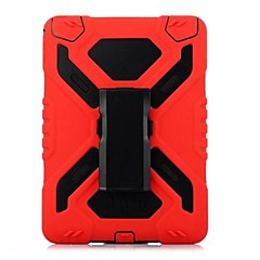 Ipad air 5 Case Heavy Duty Shockproof Rubber Stand Cover Case for IPad air